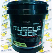 ULTIMATE NUTRITION MUSCLE JUICE REVOLUTION 2600. 5000 гр.