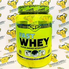 Fast Whey Protein 0.9 кг